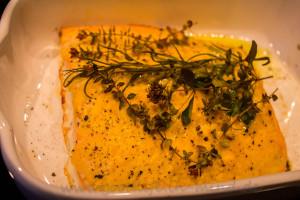 Lachsfilet aus dem Ofen