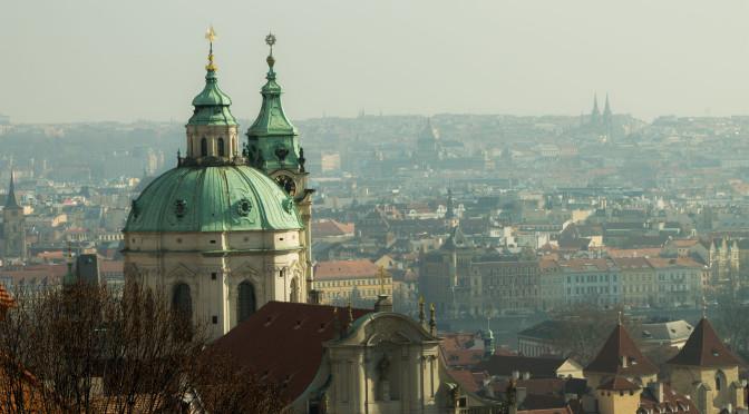 Ein Wochenende in der goldenen Stadt Prag