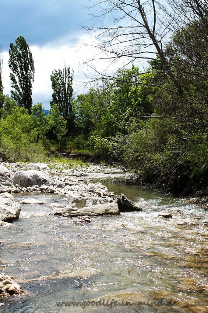 Roadstertour durch die Rhone Alpes