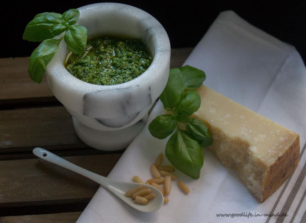 Pesto alla Genovese ein Hauch italienisches Lebensgefühl