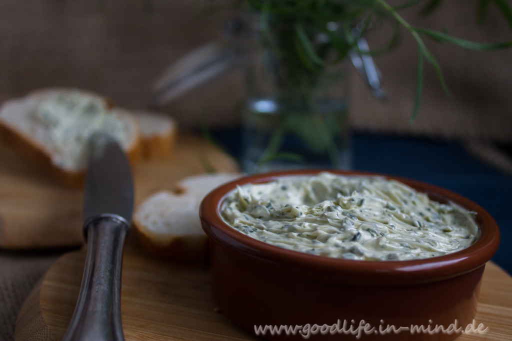 Estragon-haltbar-machen-Estragon-Butter
