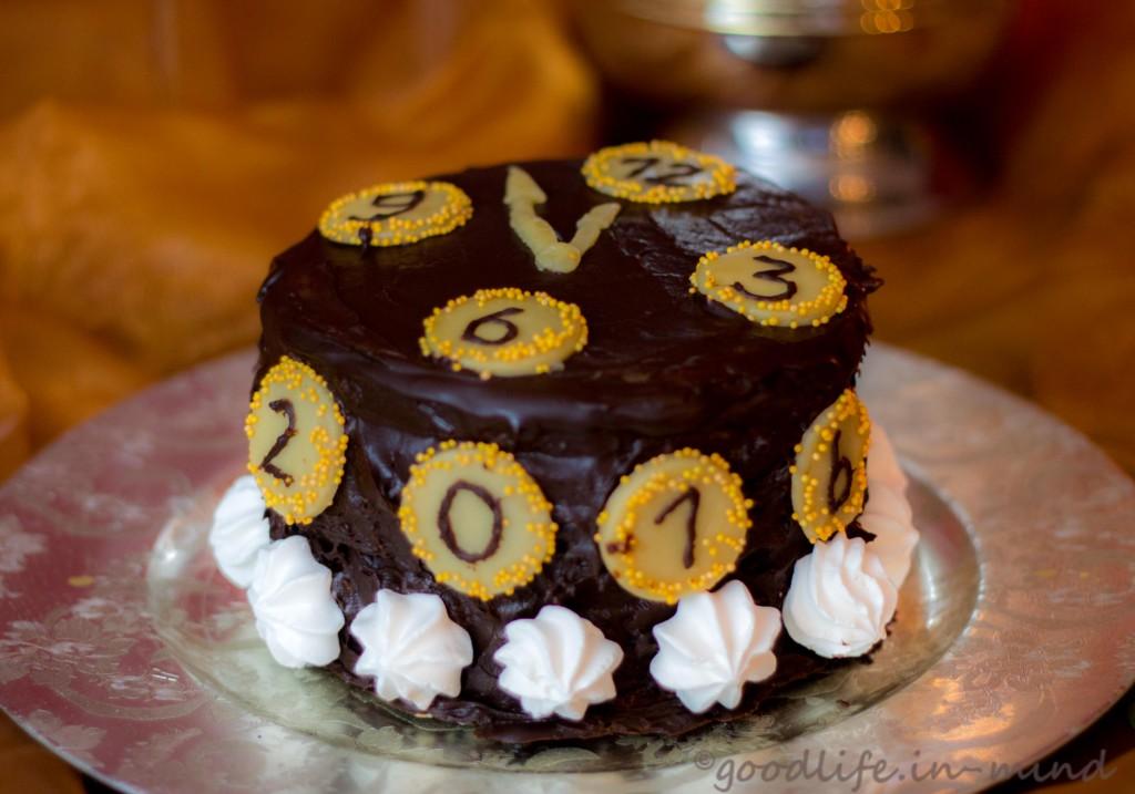Peanutbutter-Cheesecream-Torte mit Schoko-Salzbrezel-Kern