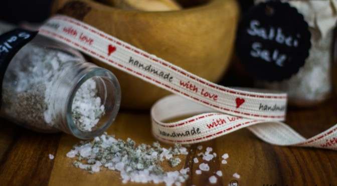 Salbei-Salz