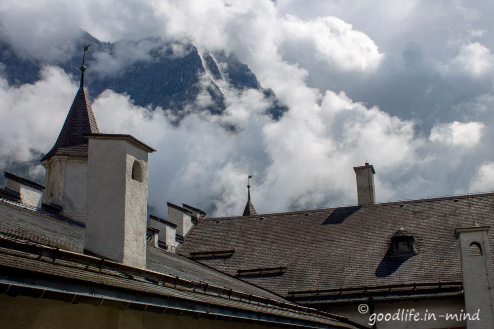 Burg-Hohenwerfen-Salzburg