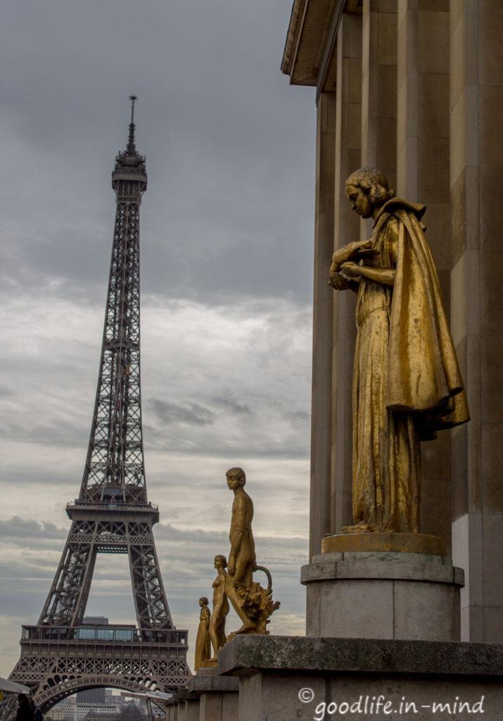 Eiffelturm / Wahrzeichen von Paris