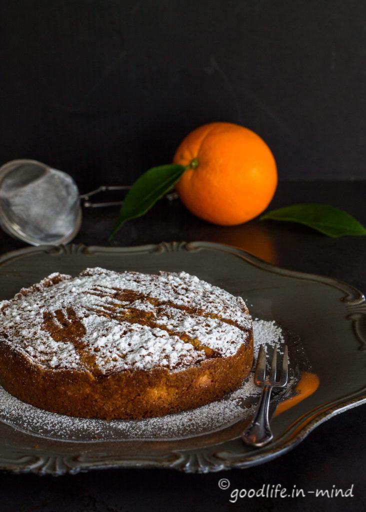 mandel-haselnusskuchen