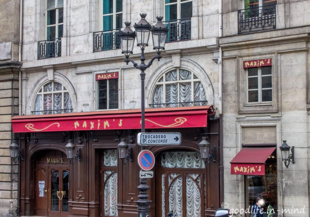 Maxim's Paris