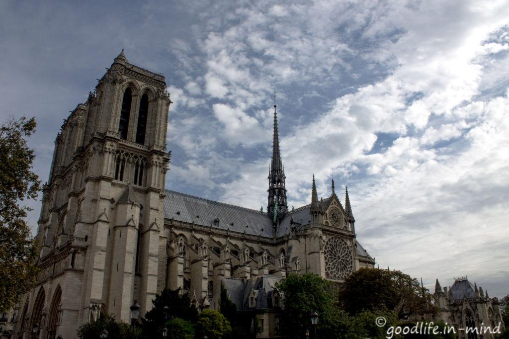 Paris Kathedrale Notre Dame