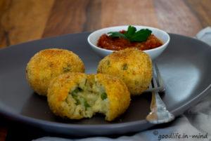 arancini-cheese