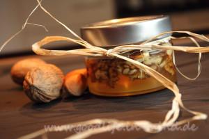 Honig Nuesse Geschenke aus der Kueche