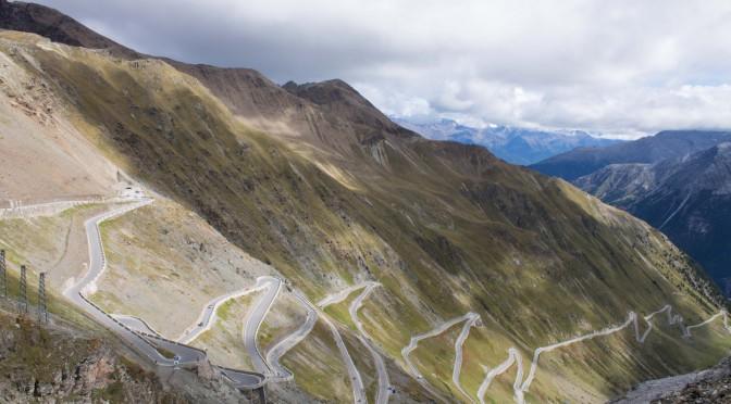 Reisebericht quer durch die Alpen