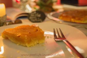 Tarte Tatin französische Spezialität Apfelkuchen