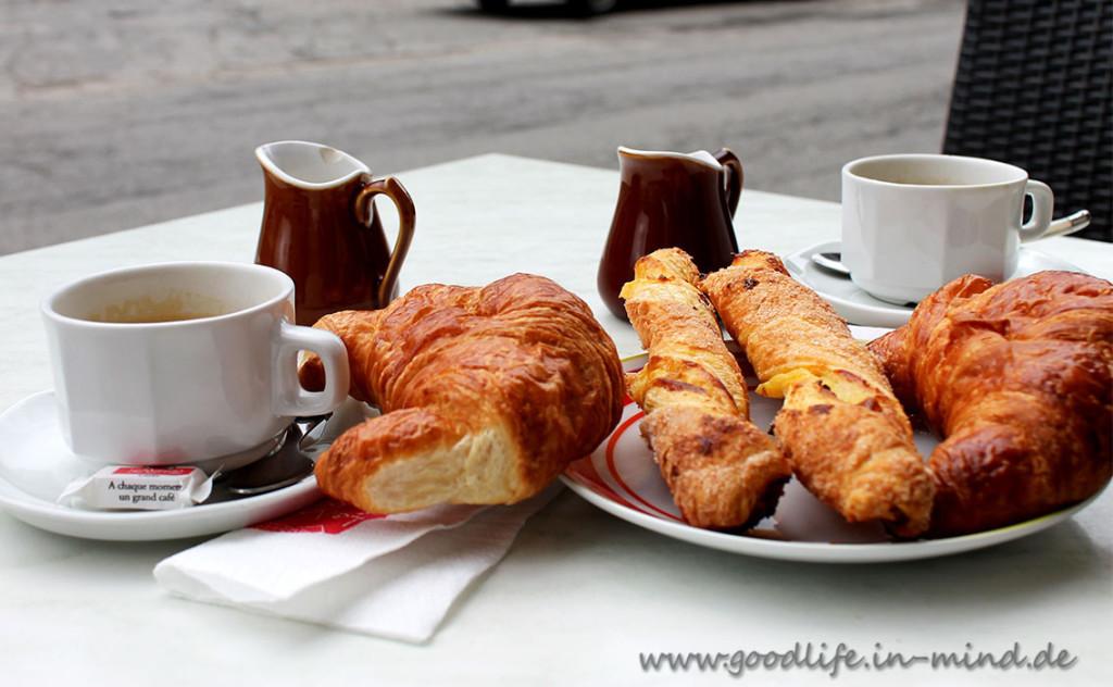 Frühstück france