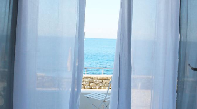Das Fenster zur CÔTE D'AZUR