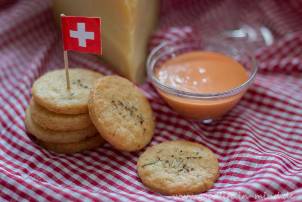 Schweizer-Kaese-Cracker Etivaz