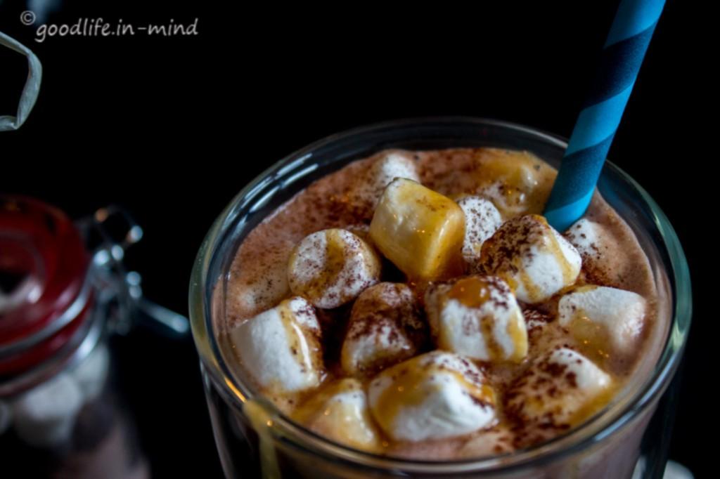 Marshmallow-Schokolade