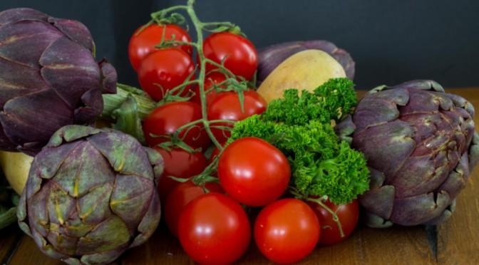Mediterraner Salat mit Urlaubsfeeling