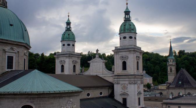 Salzburg ist immer eine Reise wert