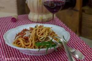 spaghetti-salsiccia