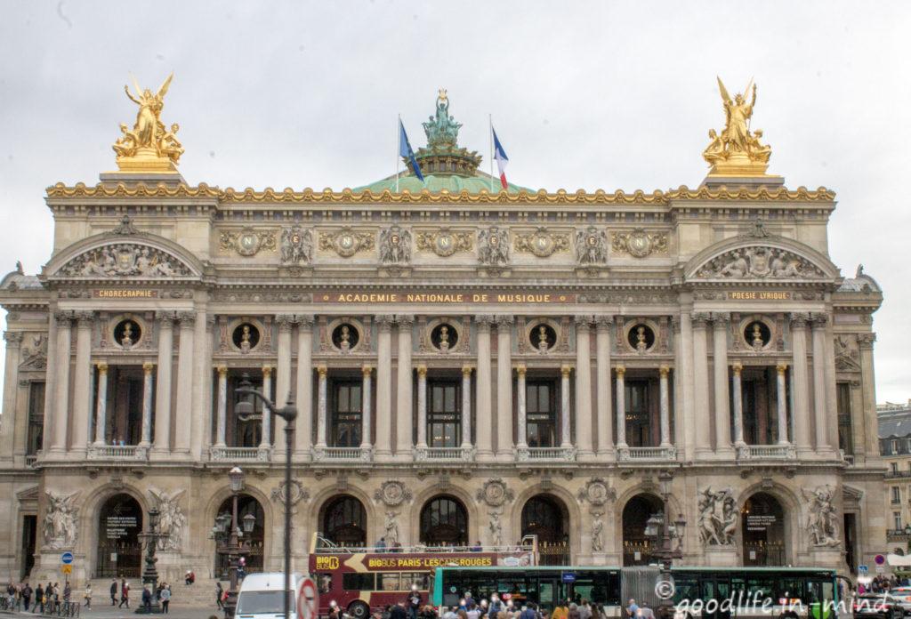 Operar Garnier Paris
