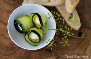 Zucchini Mozzarella